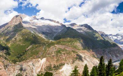 A gleccserek olvadása és következményei